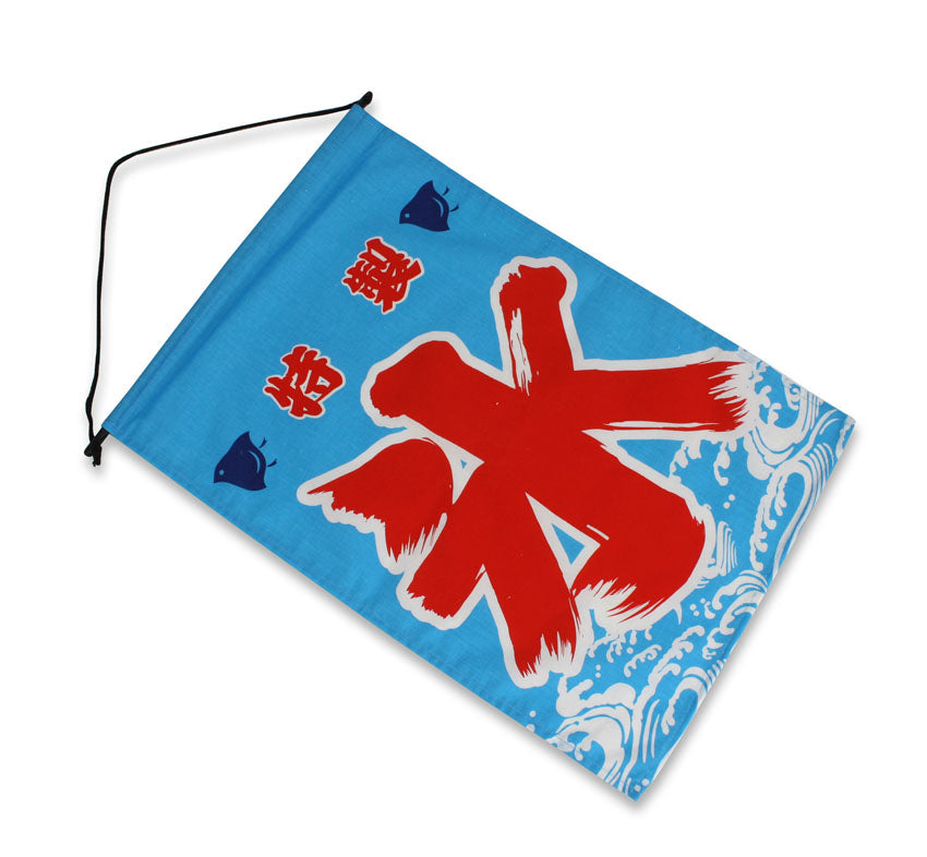 Japanese Noren Curtain Restaurant Banner, Flag - Ice - farangshop-co