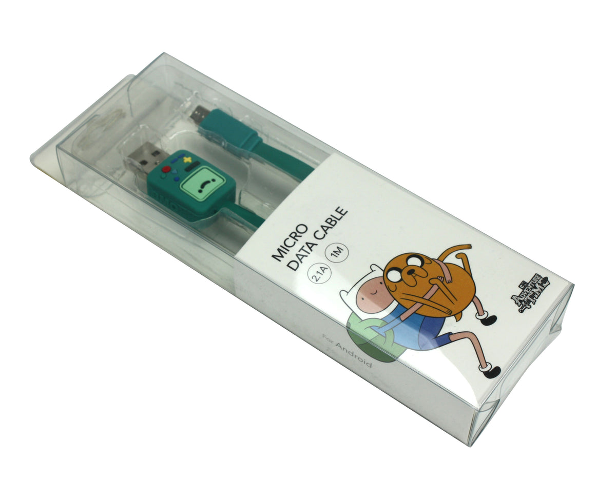 Adventure Time BMO Micro Data Cable for Android, USB Charging Cable - farangshop-co