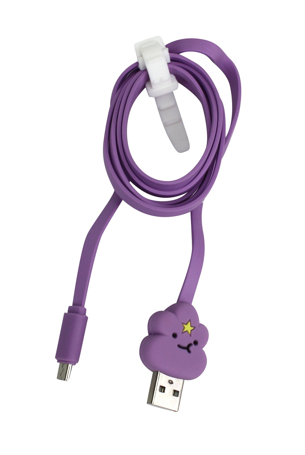 Adventure Time Lumpy Space Princess Micro Data Cable for Android, USB Charging Cable - farangshop-co