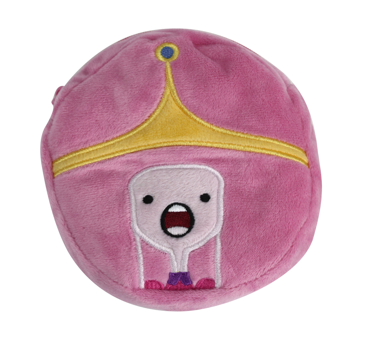 Adventure Time Princess Bubblegum Plush Coin Purse, Soft Toy, 13cm - farangshop-co