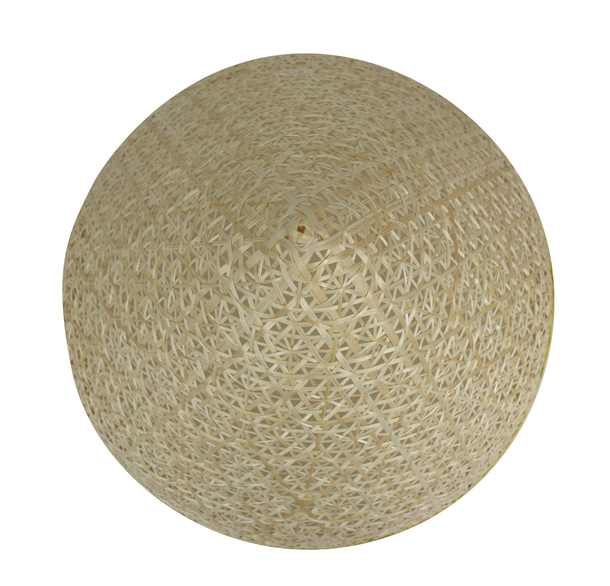 Thai Bamboo Lampshade, or Food Cover - 31.5cm diameter. Hand woven. - farangshop-co