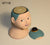 Little Heads candle holders - every one unique - farangshop-co