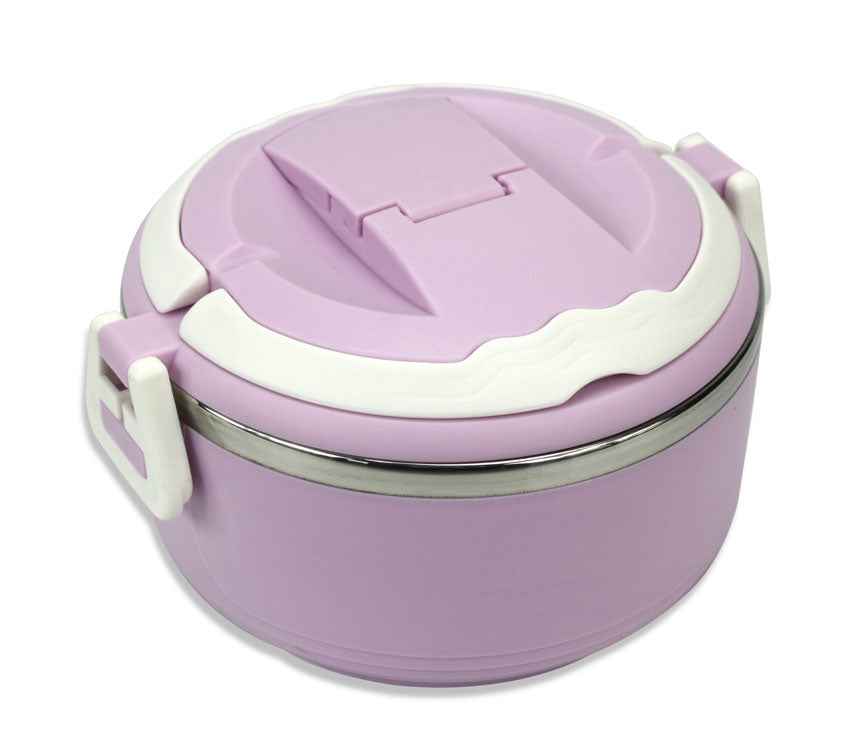 Colourful Bento Box, Lunch Box by Moshi Moshi, Single layer - Choice of Colours - farangshop-co