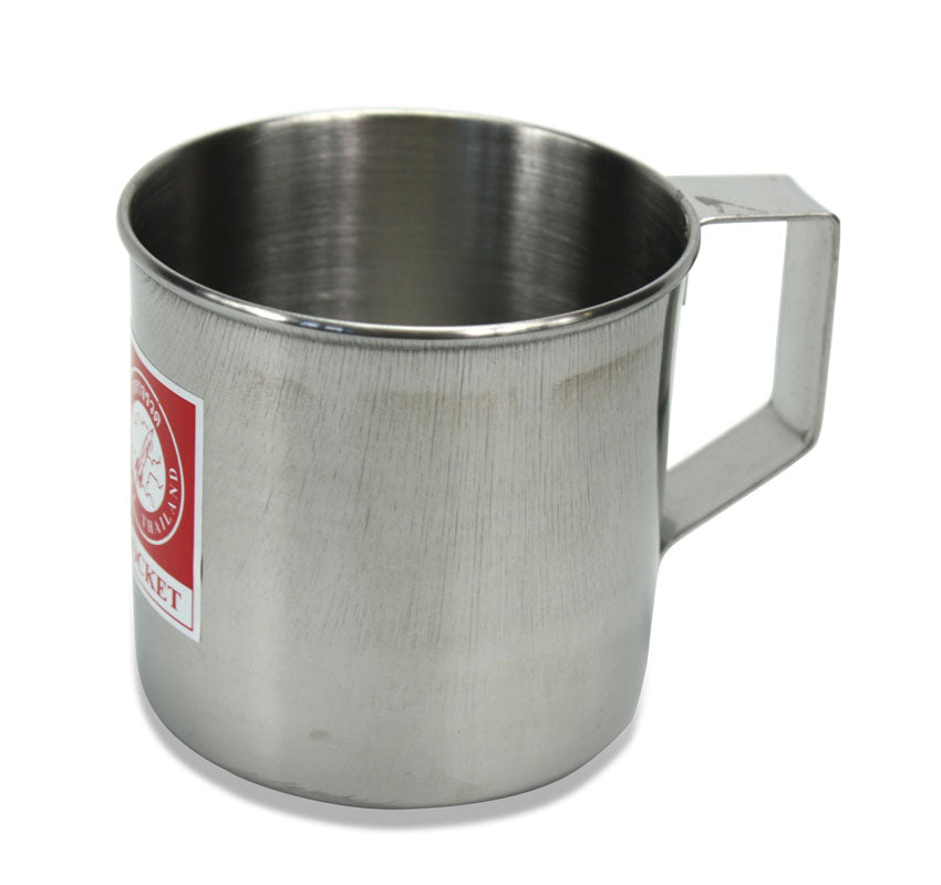 Classic Thai Stainless Steel Drinking Cup, Individual or Set of 6 - farangshop-co