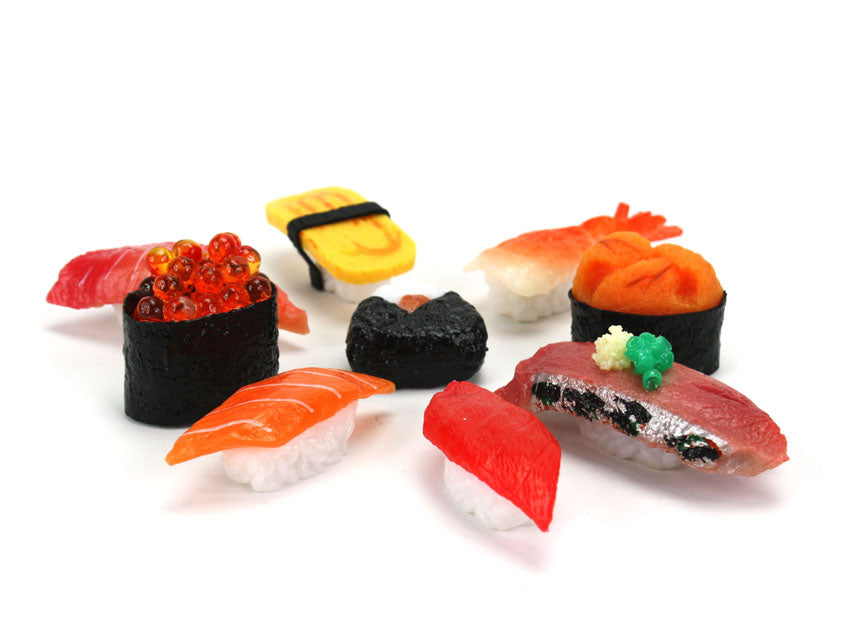 Realistic Japanese Sushi Models - Fridge Magnets - Choice of Sushi - farangshop-co