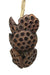 Hanging Decorative Rope of Exotic Dried Large Lotus Heads, 38cm long - farangshop-co