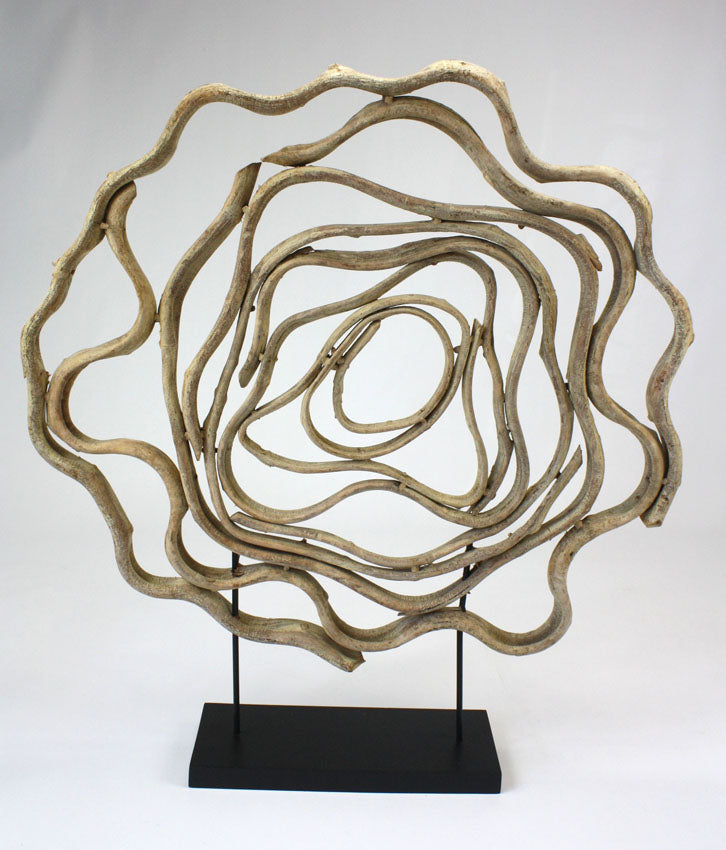Jungle Vine sculpture, Approx 90cm high, BT34 - farangshop-co