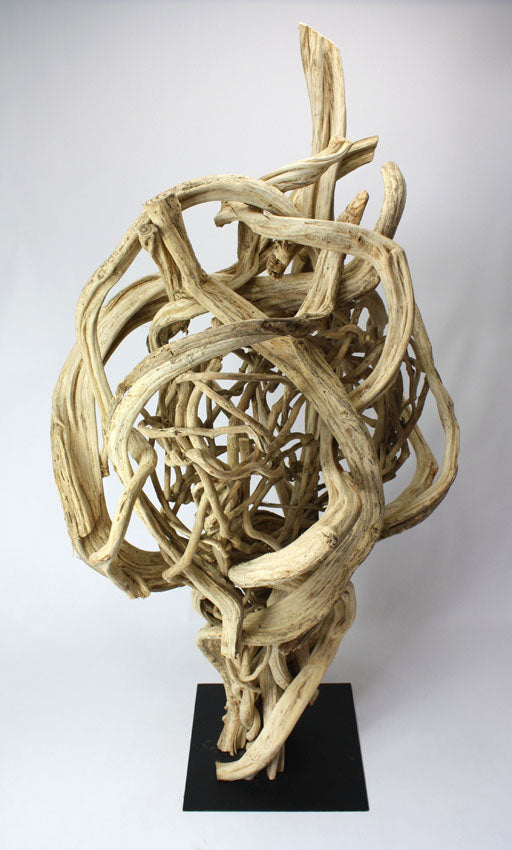 Jungle Vine sculpture, Very Large Approx 170cm high, BT57 - farangshop-co