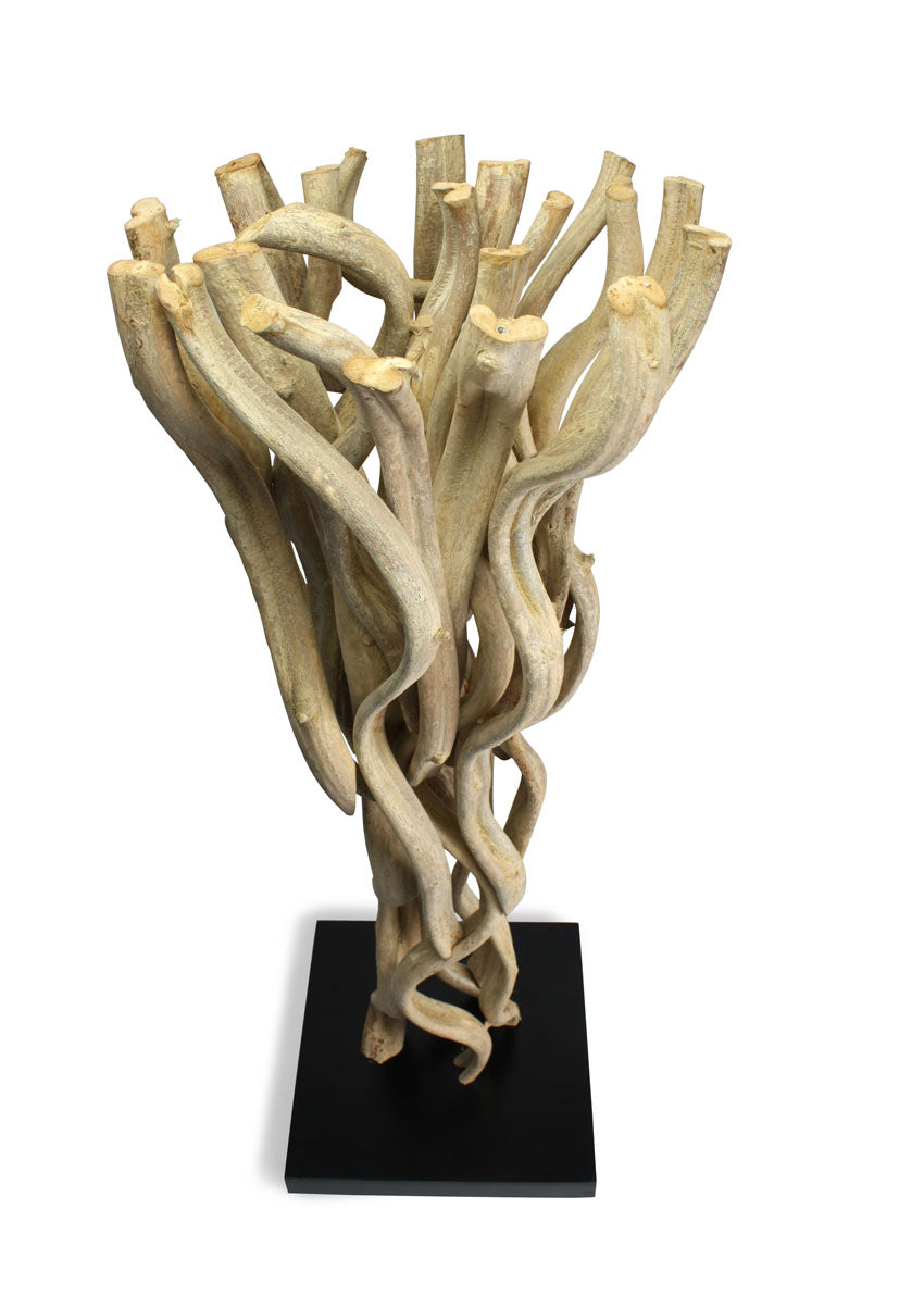Jungle Vine sculpture, Approx 78cm high, C17D4 - farangshop-co