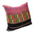 Authentic Karen Hilltribe fabric Cushion, Large 50cm, KC10 - farangshop-co