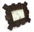 "Thai Teak Photo Frame, No. 9, 6"" x 4"" photo frame - farangshop-co"