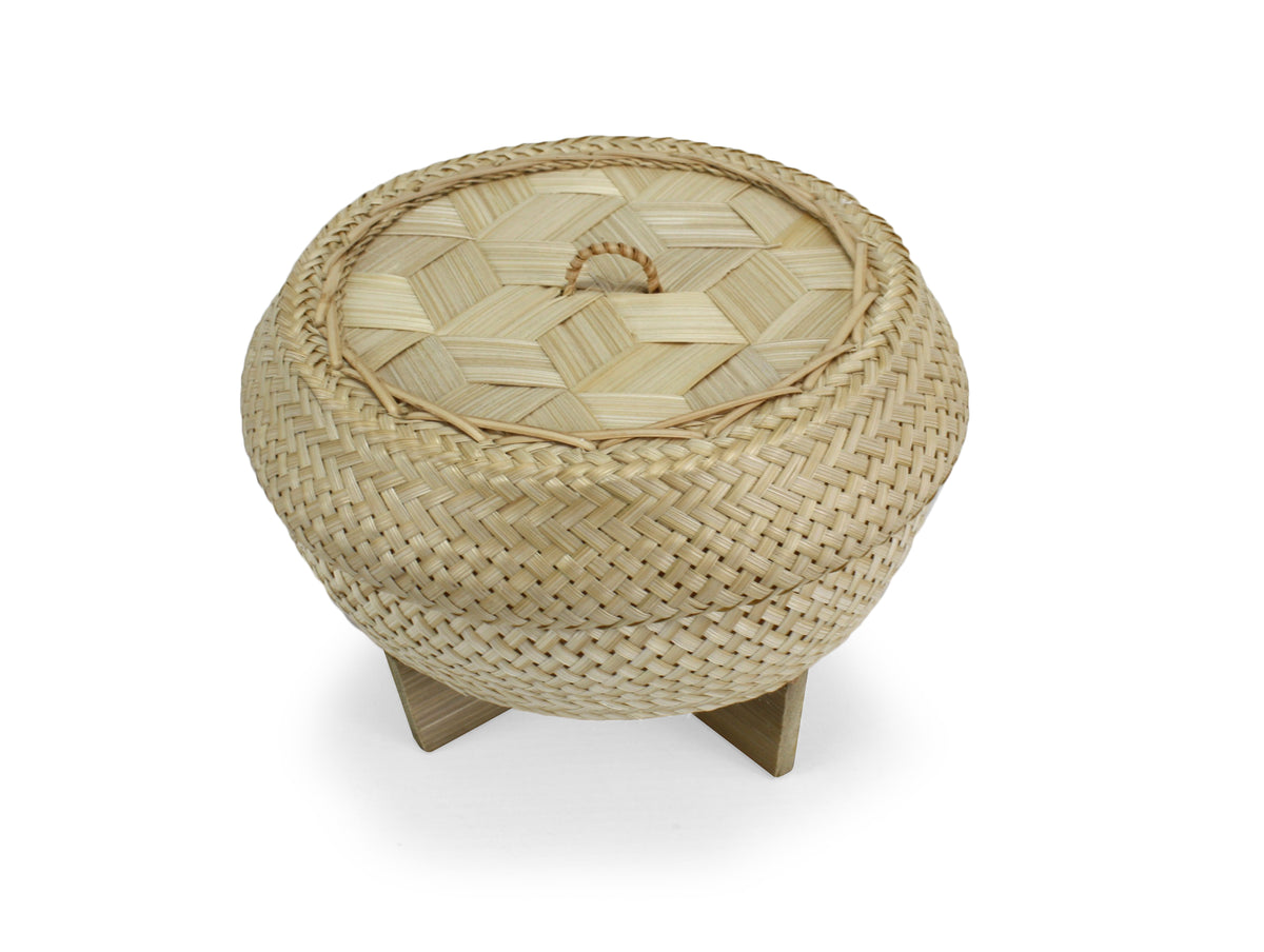 Thai sticky rice steamer bamboo box - farangshop-co