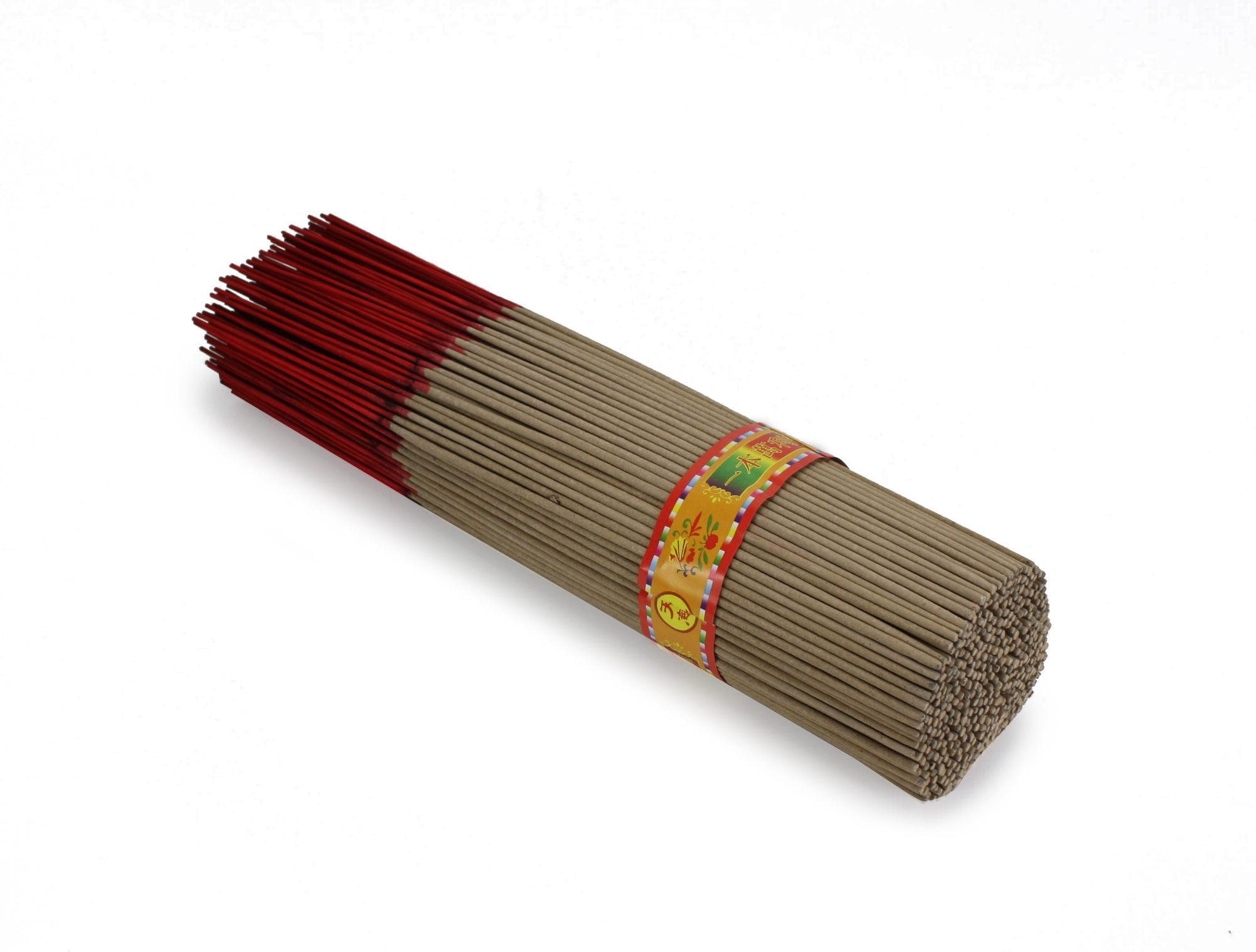 Authentic Temple Incense - No added fragrance - large 800g pack. c. 470 sticks. - farangshop-co
