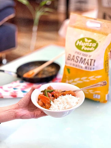 How to Cook White Basmati Rice in Australia