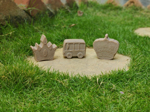Cute Crowns and Vehicles Soap (OMC-CCH)
