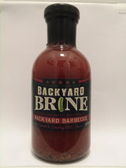 GOURMET BBQ SAUCE COMBO PACK -  3-Pack - Backyard Brine Pickle Co.
