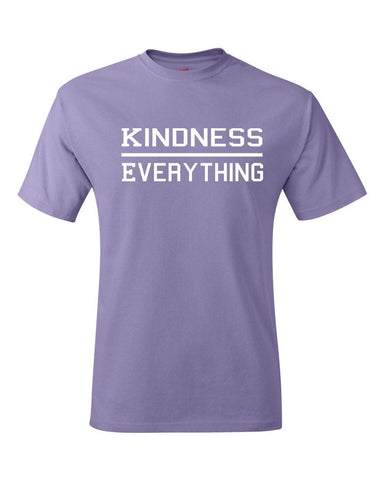 Kindness is Everything T-Shirt & Jar of Everything Pickles  (Support Moebius Syndrome Awareness)