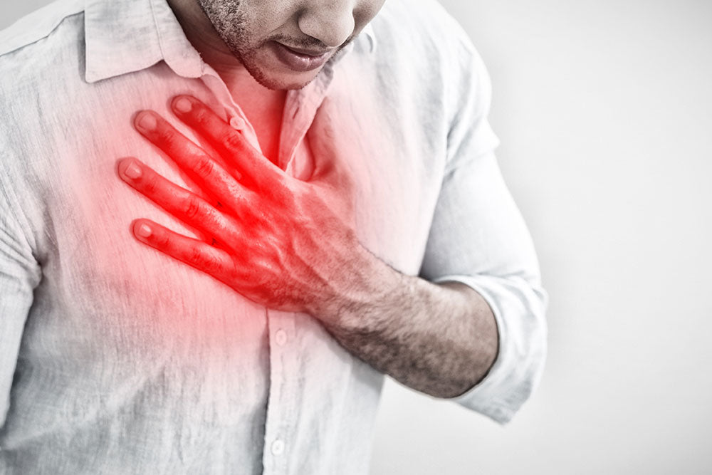 Fast Natural Heartburn Relief