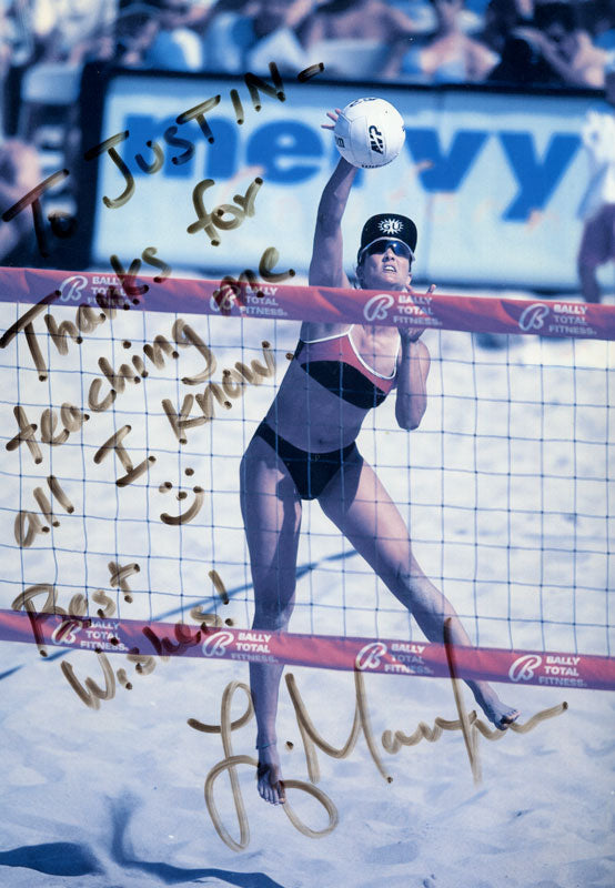 Liz Masakayan, Former AVP player and USA Olympian