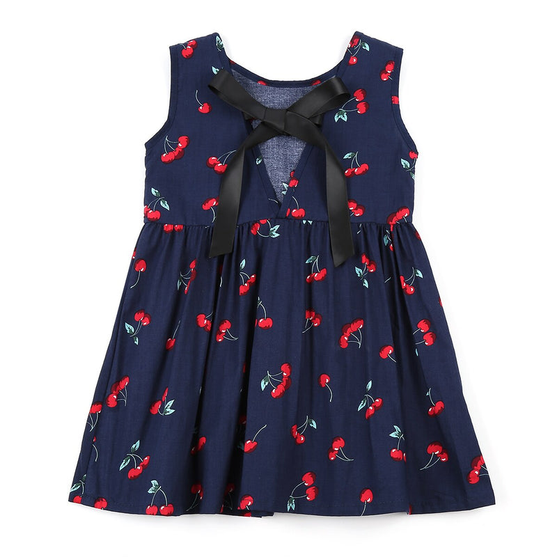 Baby Girls Clothes Dresses 2019 Children Dress Girl Princess Kids Dresses for Girls Sleeveless Summer Dress Clothing