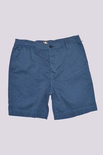 Pretty Green Ashby Shorts in Navy