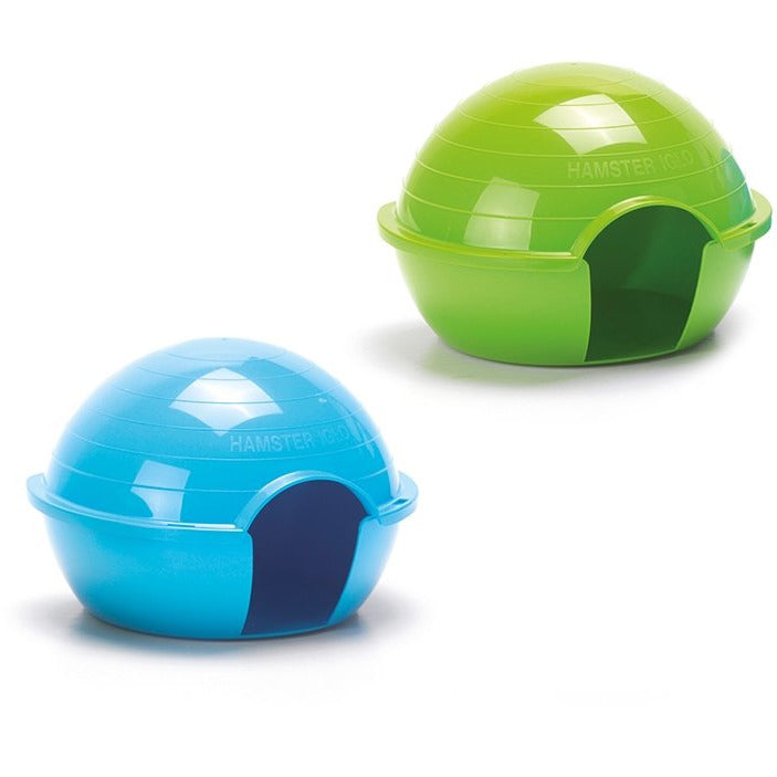 Savic Hamster Iglo Hideout House (Assorted Colours)