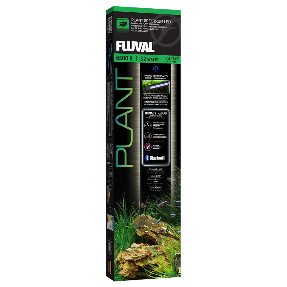 Fluval Plant Spectrum Bluetooth LED, 32 W, up to 34″ (85 cm)