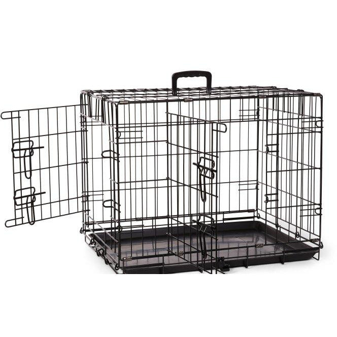 "Bud'z Deluxe Dog Crate / Cage - 61 x 46 x 48cm (24"")"