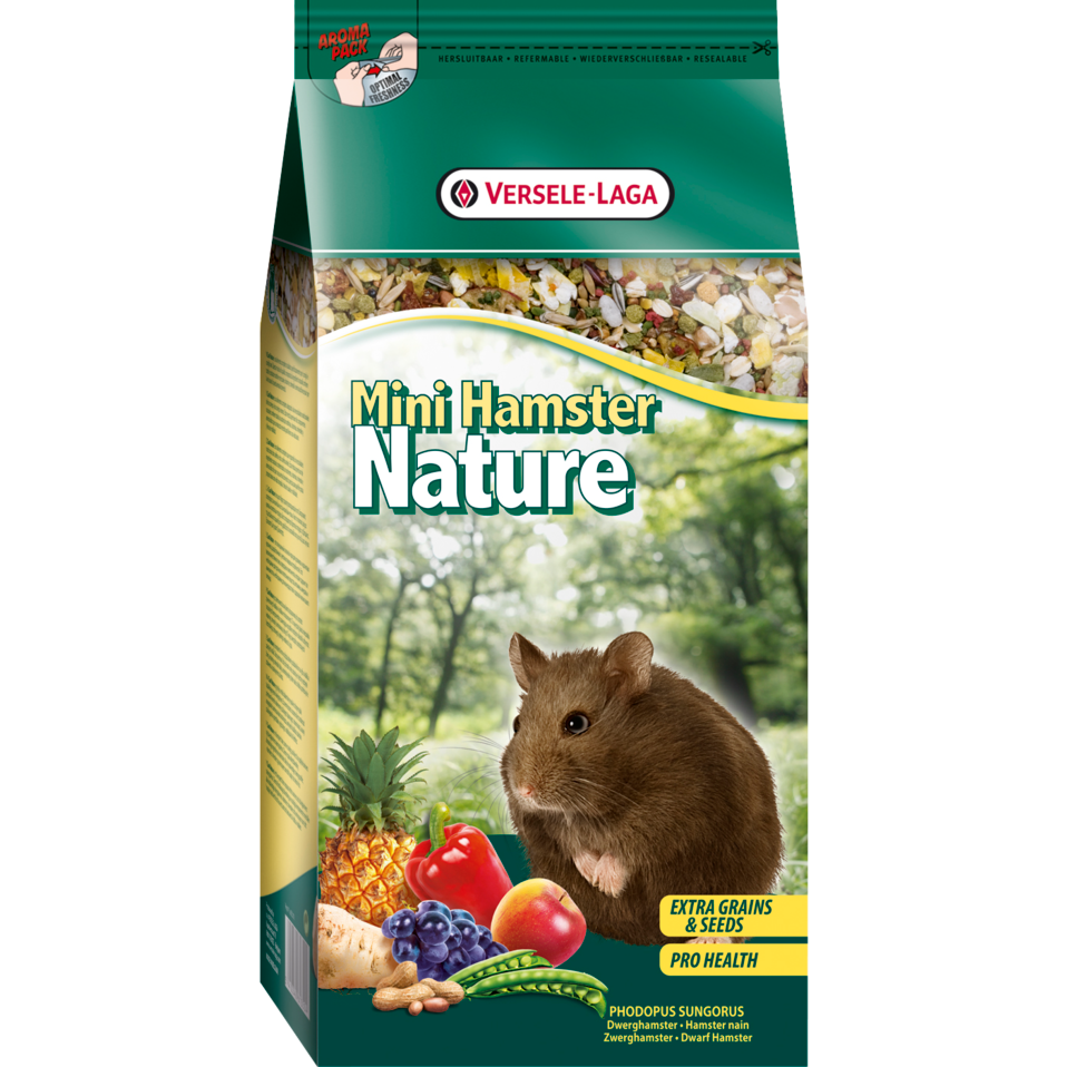 Versele-Laga Nature Mini Hamster Food