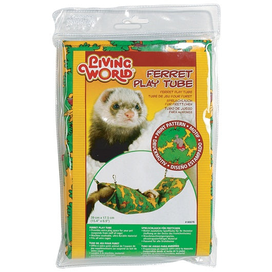 Living World Ferret Fun House Green 25 cm (10 in)