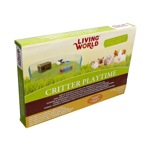 Living World Critter - Playtime Portable Playpen