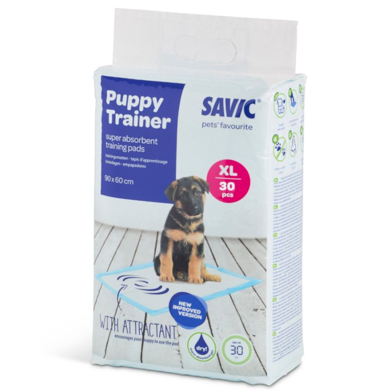 Savic Puppy Trainer Pads Jumbo XL Pads - 30pcs