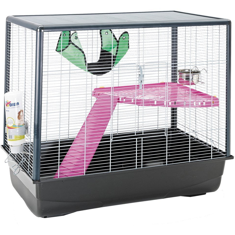 Savic Zeno 2 Knock Down - Small Animal Cage