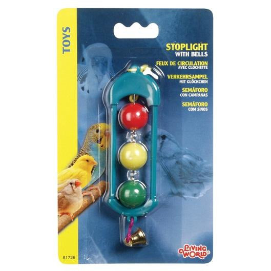 Living World Classic Heart Stoplight with Bells