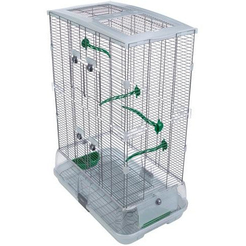 Vision Bird Cage for small birds (M02) Double height, Small wire