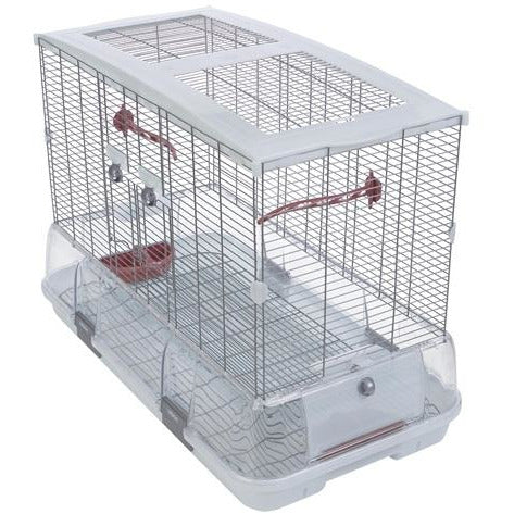 Vision Bird Cage for large birds (L01) Single height, Small wire