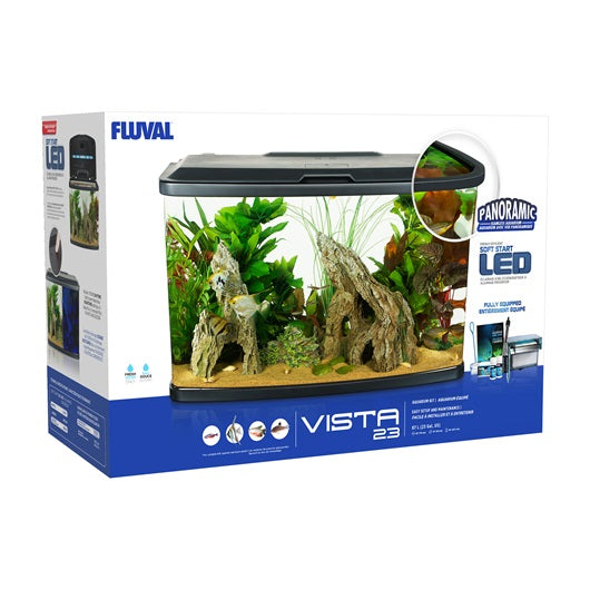 Fluval Vista Aquarium Kit - 87 L (23 US gal.)