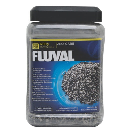 Fluval ZEO-CARB, 1200 g
