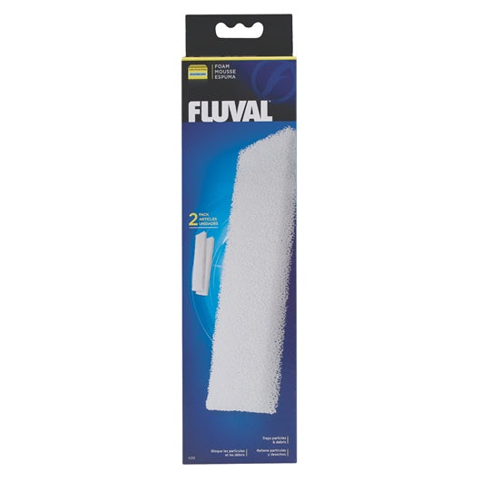 Fluval Foam Filter Block for 404/405/406, 2 pieces