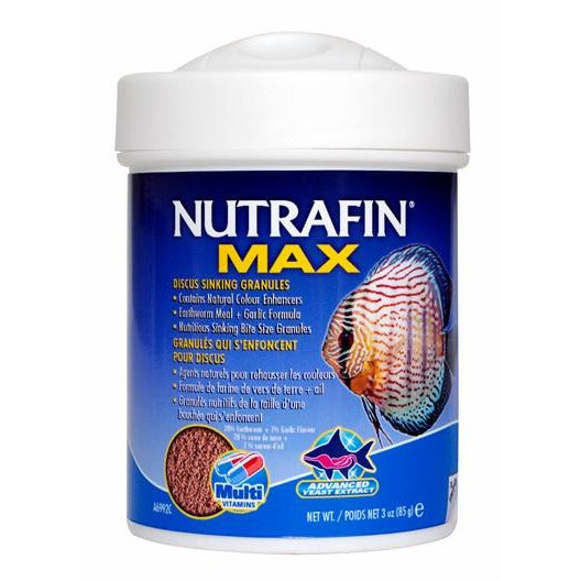 Nutrafin Max Discus Sinking Granules