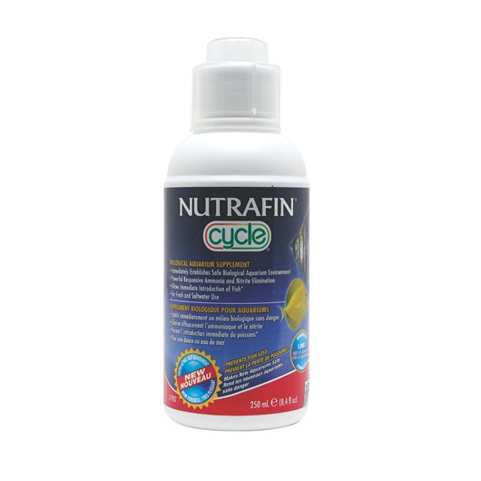 Nutrafin Cycle - Biological Aquarium Supplement (30ml - 2L)