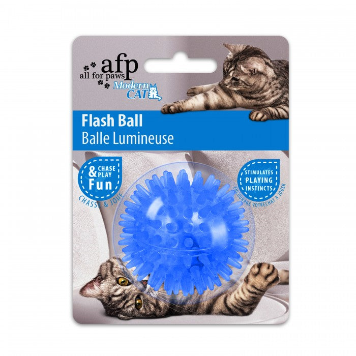 All For Paws Flashing Ball