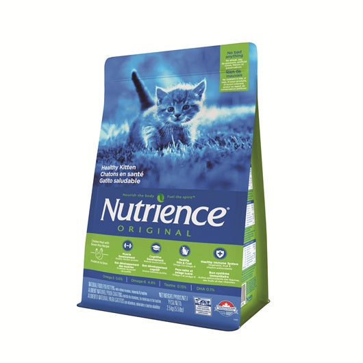 Nutrience Original Healthy Kitten Food