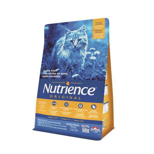 Nutrience Original Healthy Adult Cat Food