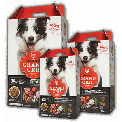 CaniSource Grand Cru Grain-Free Red Meat - Dog Food (2kg, 5kg, 10kg)