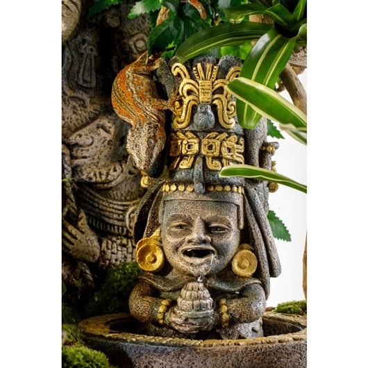 Exo Terra Aztec Sacred Maize Waterfall for Reptiles