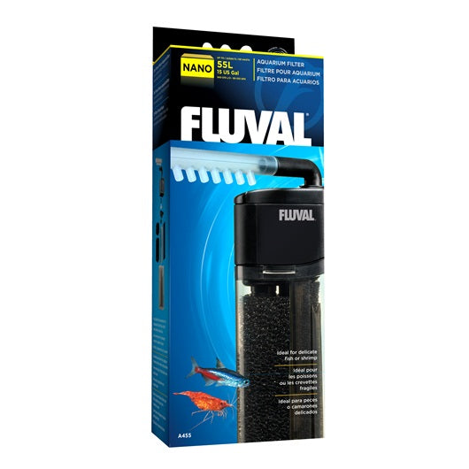 Fluval® Nano Aquarium Filter, 55 L (15 US Gal.)