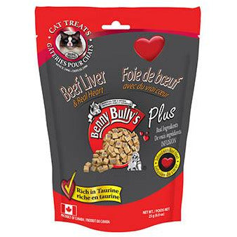 Benny Bully's Beef Liver and Real Heart