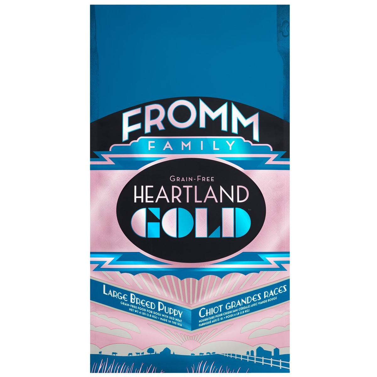 Fromm Heartland Gold Large Breed Puppy Food (1.8kg, 11.8kg)
