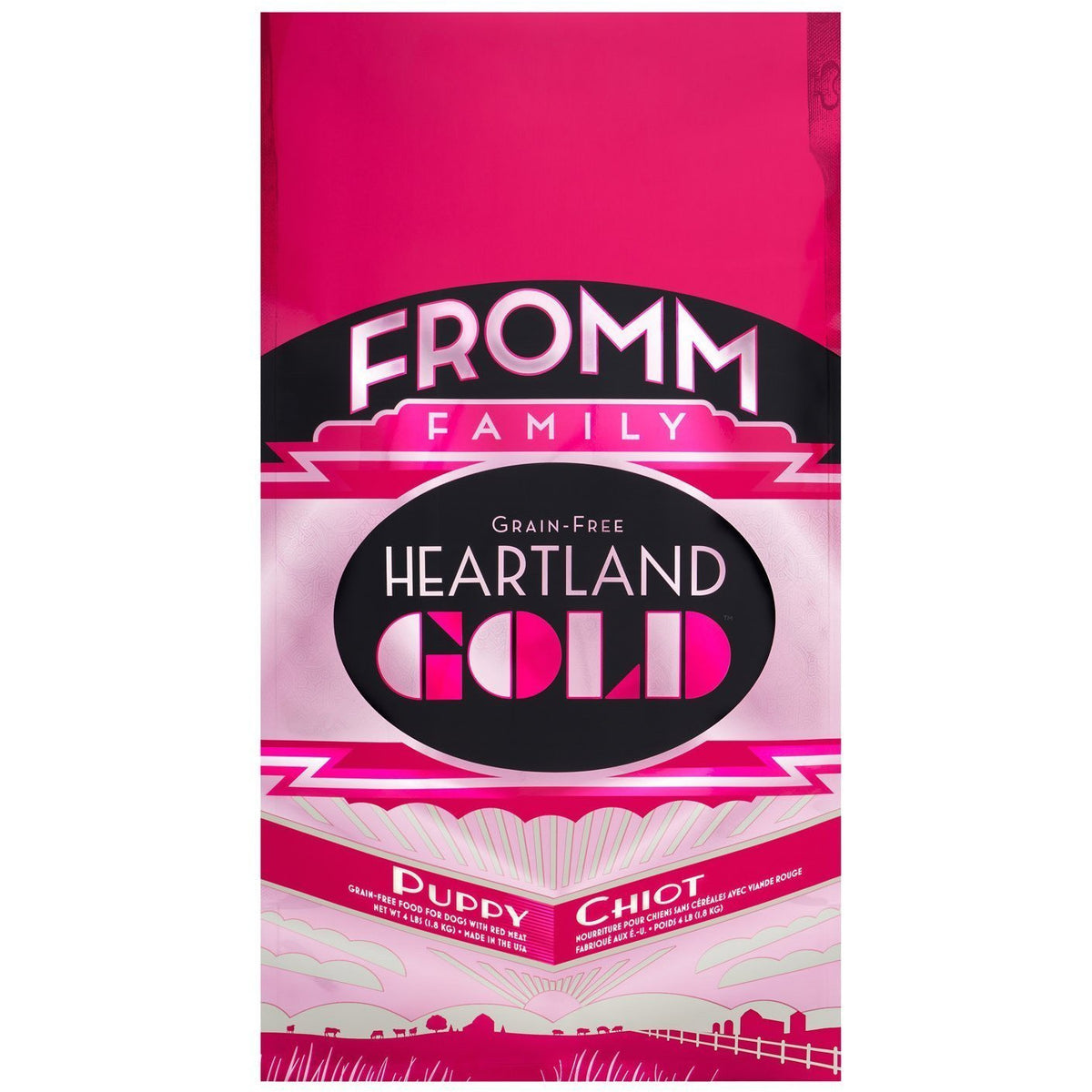 Fromm Heartland Gold Puppy Food (1.8kg, 5.4kg, 11.8kg)
